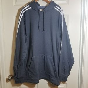 NWT Adidas Mens Hoodie Size XLT